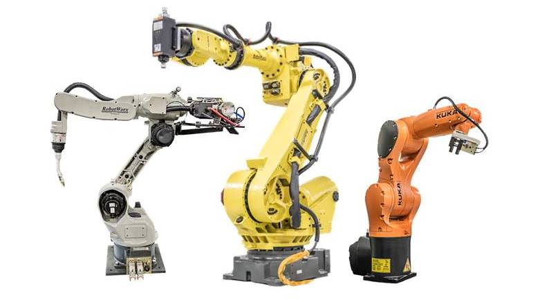 Robotics arm in Bangladesh, Industrial Robit solution, robotics arm developments