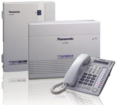 PABX in Bangladesh, IP PABX in Bangladesh, PABX with Caller ID in Bangladesh, Panasonic PBX In Bangladesh, TES824