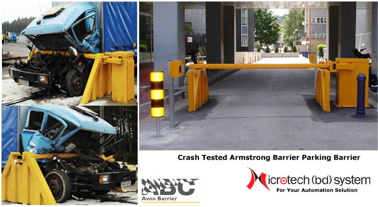 Automatic Crash Rated Armstrong Barrie
