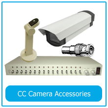 CCTV Camera Accessories in Bangladesh, CCTV Bangladesh