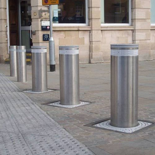 Vehicle Bollard Barrier