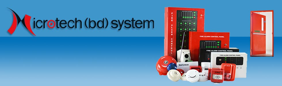 Fire Alarm System, Fire Detection System, Fire Door, Fire Solution Provider in Bangladesh