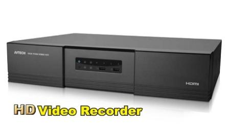 avh516 NVR, 16 Channel HD Network Vedio Recorder