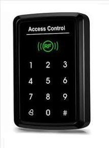 Touch Button and Access Control